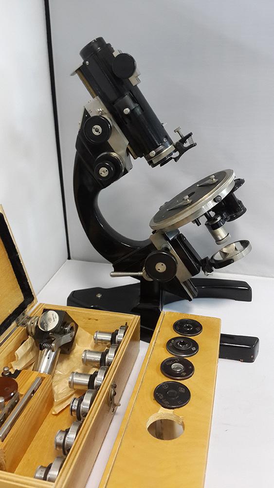 микроскоп мп-3 инструкция - фото 4