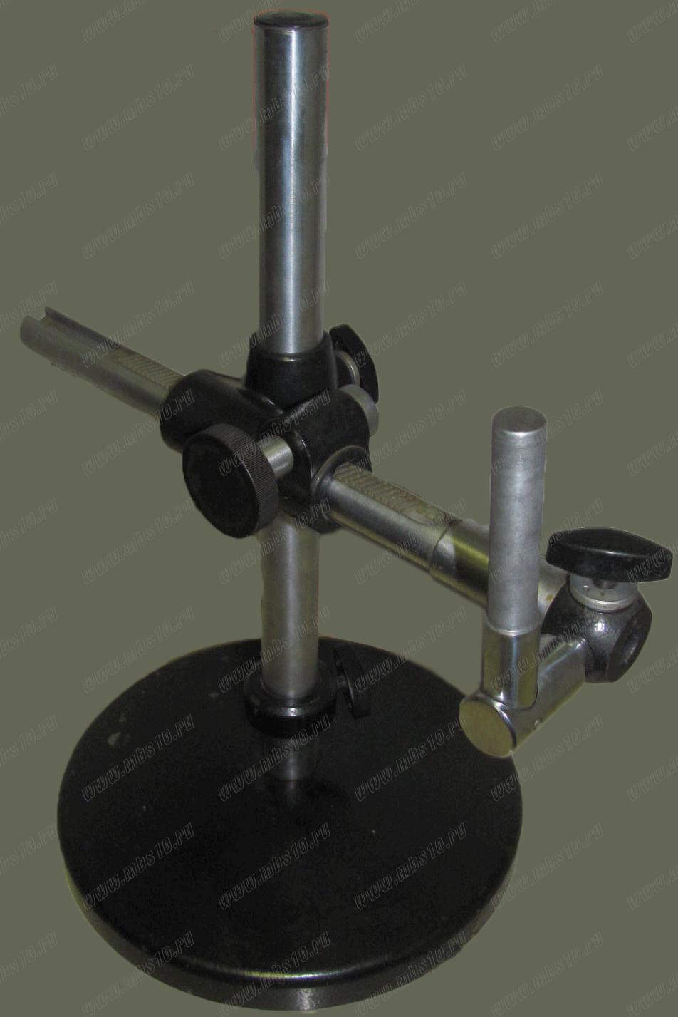 Штатив микроскопа своими руками